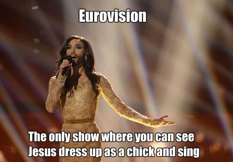 Kaitstud: Eurovisiooni I poolfinaal