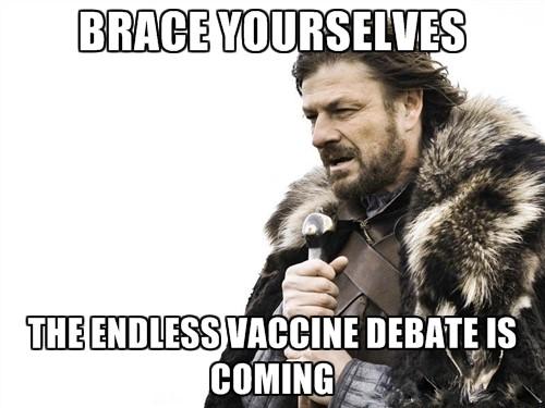 Kaitstud: Hästi hea neutraalne teema – vaktsineerimine