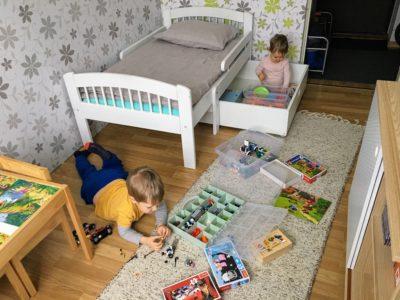 Kaitstud: Kauri tuba enne ja pärast
